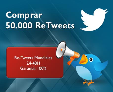 50.000 ReTweets