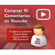 10 Comentarios en Youtube