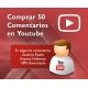 50 Comentarios en Youtube