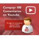 100 Comentarios en Youtube