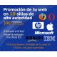 Promoción de tu web en 10 sitios de alta autoridad