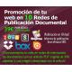 Promoción de tu web en 10 redes de Publicación Documental